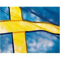 Suède drapeau