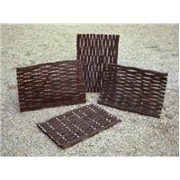 Recyclage pneus tapis