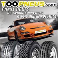 Pneus en ligne Toopneus