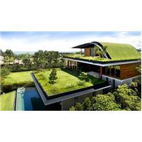 Maison Recyclage Ecologique