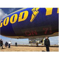 Blimp Goodyear dirigeable
