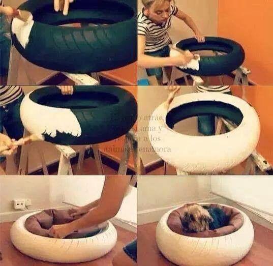 les diy du pneu recyclage pneu. Black Bedroom Furniture Sets. Home Design Ideas