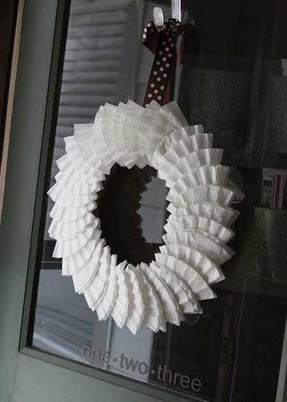 recyclage filtre cafe