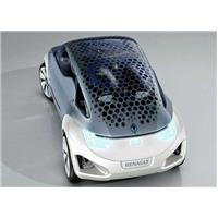 Voiture solaire Renault