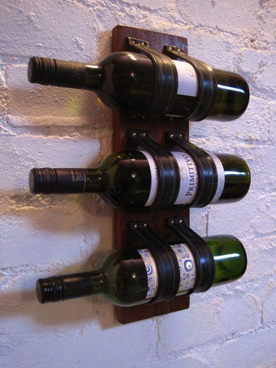 Recyclage cuisine vin