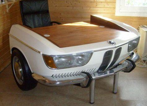 bureau BMW