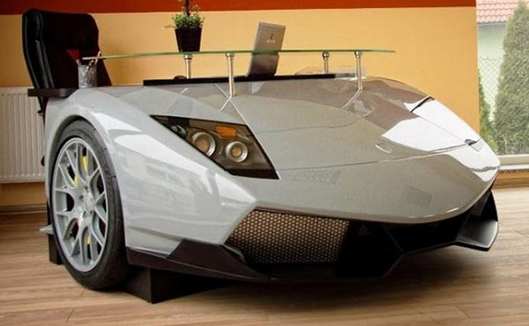 recyclage de Lamborghini